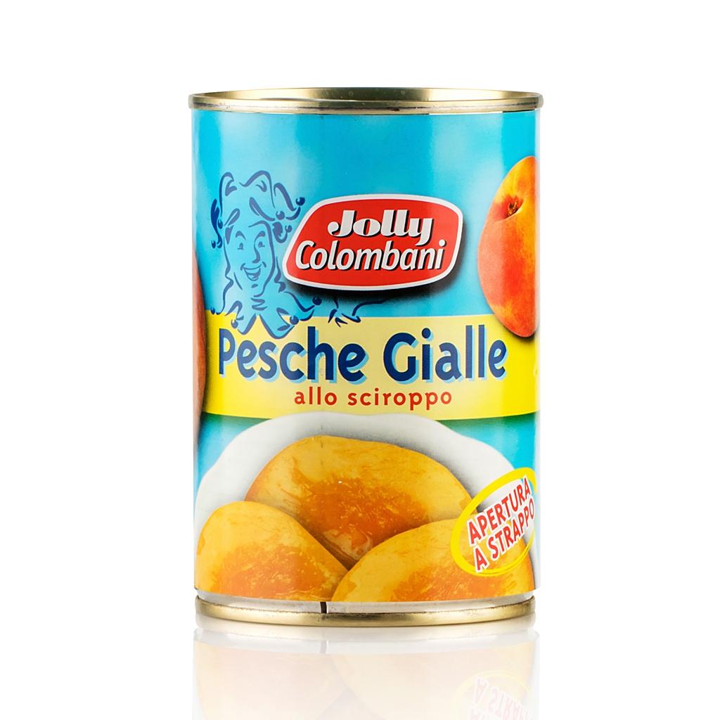 PESCHE GIALLE Jolly Colombani