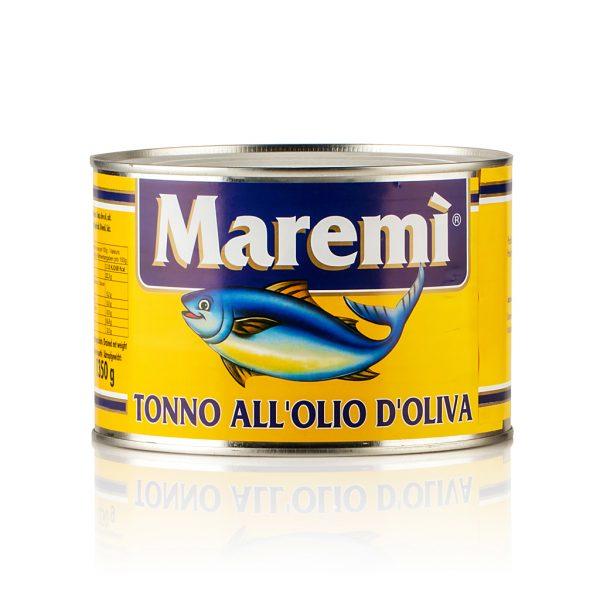 TONNO in olio d'oliva maremì