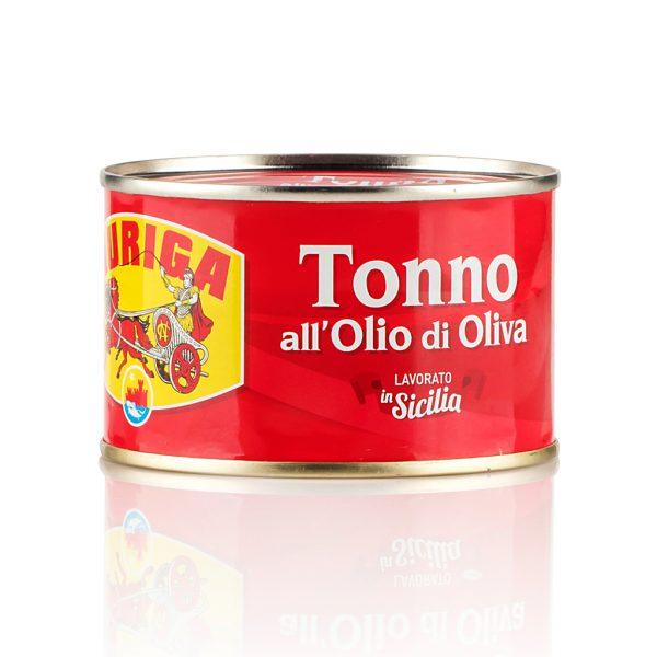 TONNO in olio d'oliva auriga